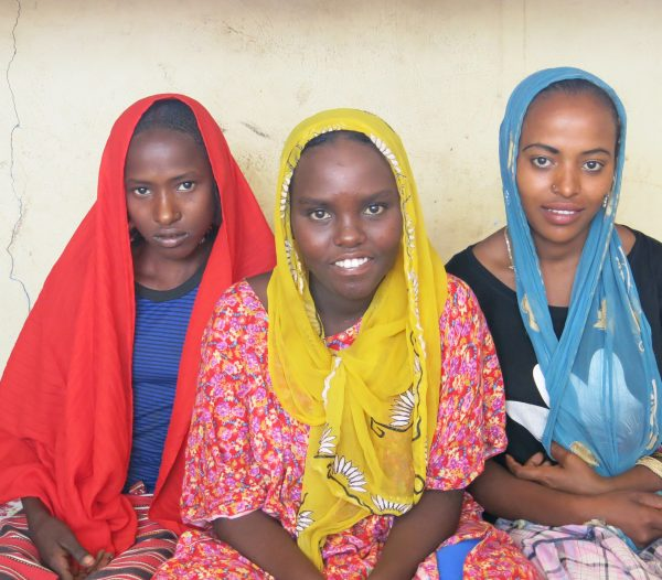 Afar Girls